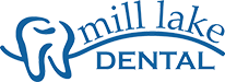 Mill Lake Dental | Dr. Sam Edworthy Logo